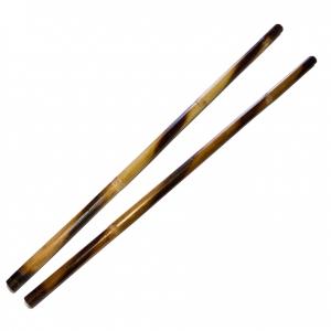 Эскрима палки ротанг спиральный дизайн
