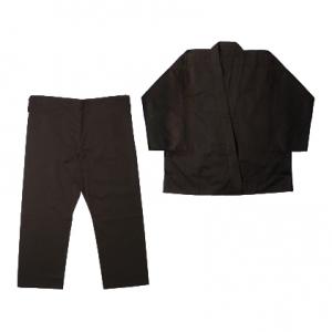 Кимоно карате 9oz чёрное