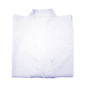 кимоно белое Абудо