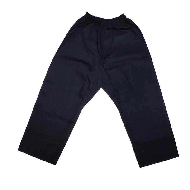 картинка штаны чёрные айкидо Абудомаркет