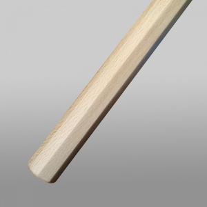 Бо 183 х 3 см., октагональный из бука