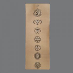 Картинка Пробковый коврик для йоги
